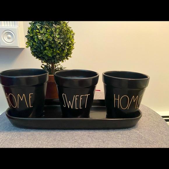 Rae Sunn planter HOME SWEET HOME